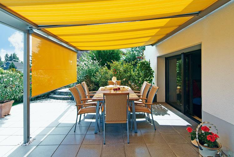 Патио - стильный уголок для отдыха под открытым небом.